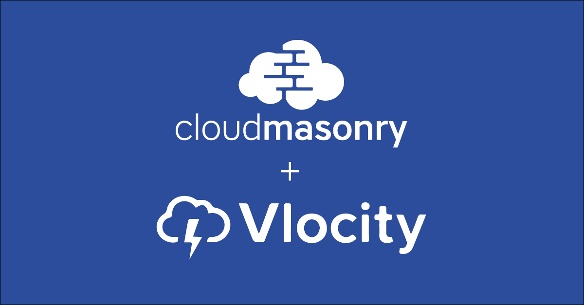CloudMasonry And Vlocity Sign Consulting Partnership Agreement