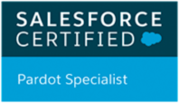 CloudMasonry Pardot Specialist Certification Badge
