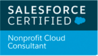 CloudMasonry Salesforce Nonprofit Success Pack Consultant Badge