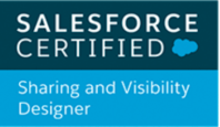 CloudMasonry Salesforce Sharing and Visibility Designer Certification Badge