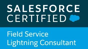 Salesforce Field Service Lightning Certification Badge