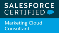 Salesforce Marketing Cloud Certification Badge