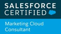 Salesforce Marketing Cloud Certification Badge