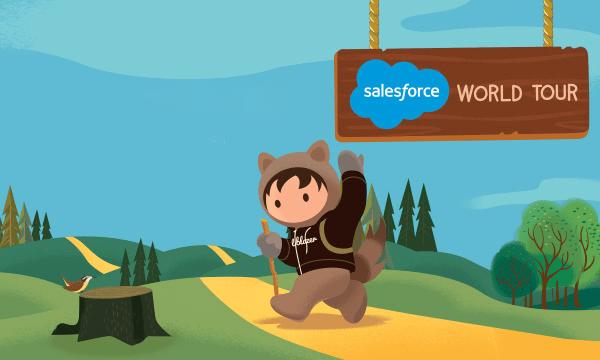 CloudMasonry Official Sponsor of Salesforce World Tour Los Angeles 2019