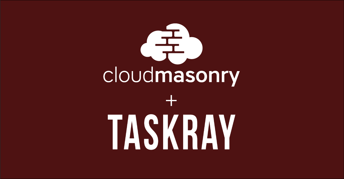 CloudMasonry And TaskRay Sign Partnership Agreement